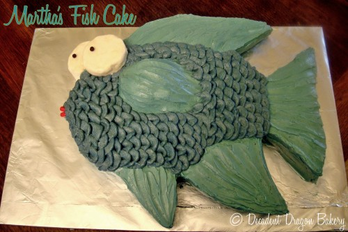 Martha Fish Cake