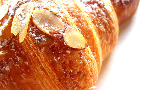 Almond Croissant