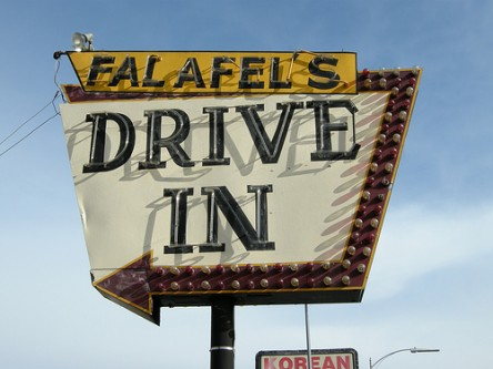 Falafel's Drive In