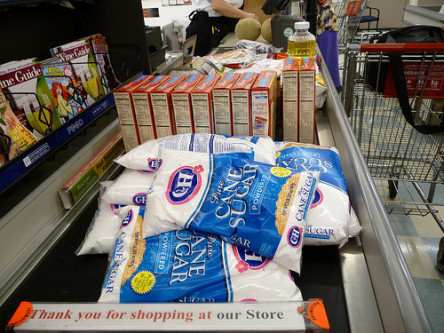 Reduce your foodprint in shopping trips